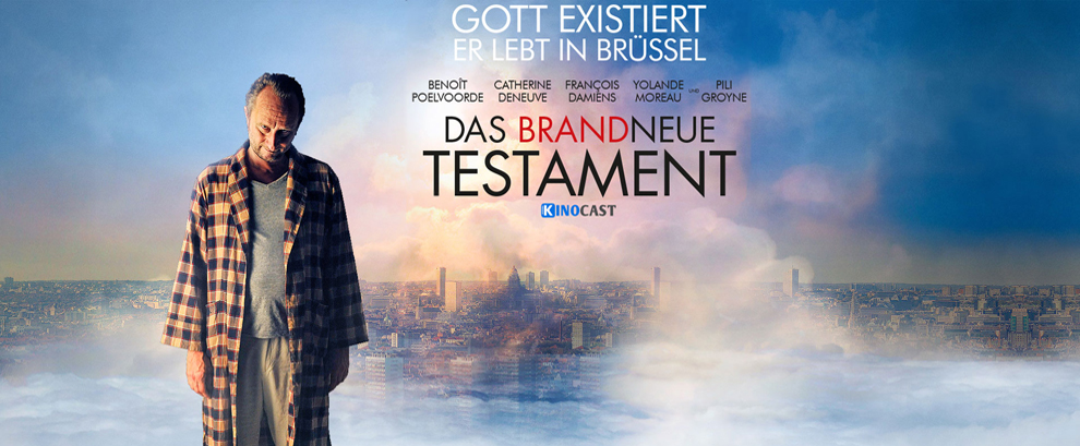 26. August 2016: Das brandneue Testament